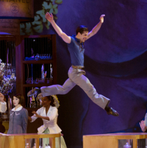 Robert Fairchild to Depart <em>An American in Paris</em>