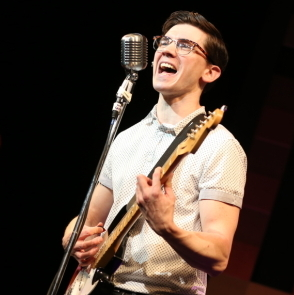 Casting Set for Buck County Playhouse's <em>Buddy: The Buddy Holly Story</em>