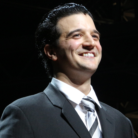 Mark Ballas Takes First Curtain Call in Broadway's <em>Jersey Boys</em>