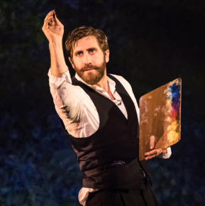 Jake Gyllenhaal and Annaleigh Ashford Shine in <em>Sunday in the Park With George</em>