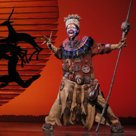 Flashback Friday: <em>The Lion King</em>'s First Iconic Reimagining Performs at 1998 Tonys