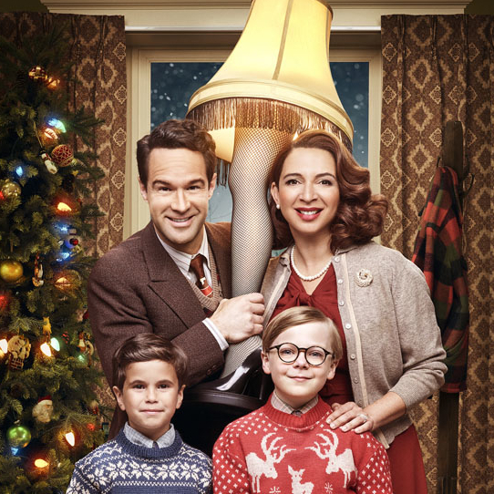 A Christmas Story Live! Airs Tonight