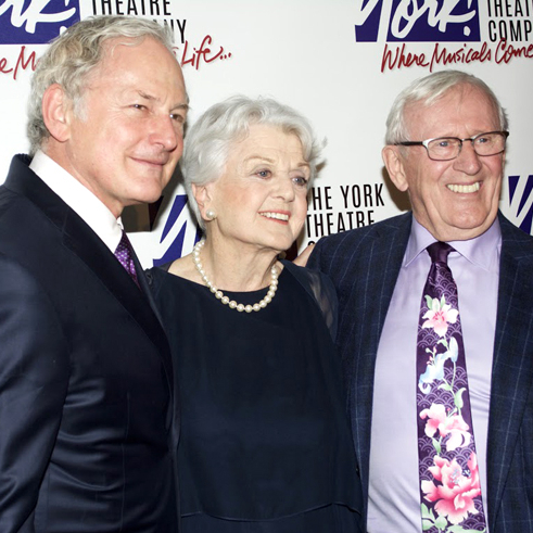 <em>Sweeney Todd</em> Reunion! Len Cariou and Victor Garber Honor Angela Lansbury