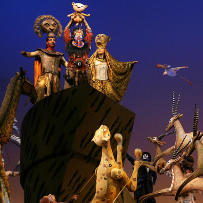 Jon Favreau to Direct Film Remake of <em>The Lion King</em>