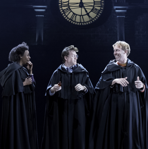<em>Harry Potter and the Cursed Child</em> Takes Flight in London