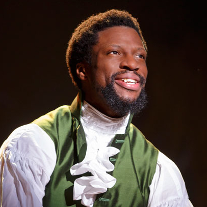 Michael Luwoye May Be Broadway's Next Alexander Hamilton