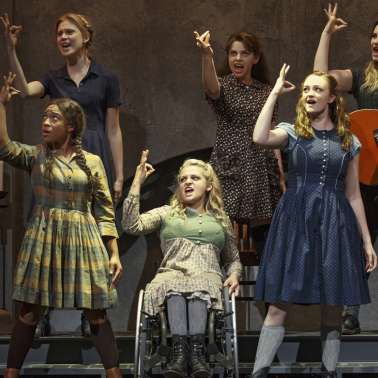 <em>Hamilton</em>, <em>Spring Awakening</em>, and <em>Waitress</em> Casts Receive Equity Diversity Awards