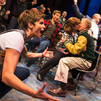 <em>Come From Away</em> Lands on Broadway in New Production Photos