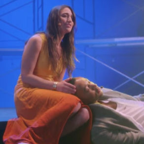 Everything's Alright for Sara Bareilles in This <em>Jesus Christ Superstar</em> Trailer