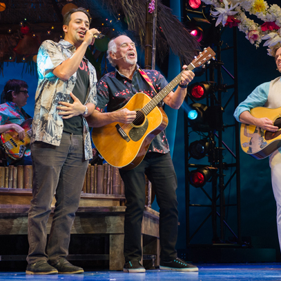 Watch Jimmy Buffett and Lin-Manuel Miranda Together at Last in Margaritaville
