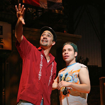 Flashback Friday: Lin-Manuel Miranda <em>In The Heights</em> at the Macy's Thanksgiving Day Parade
