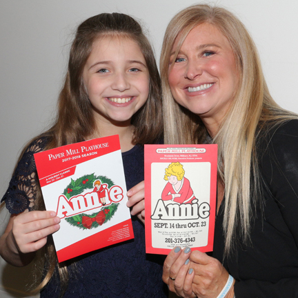 Two Generations Share More Than a Mother-Daughter Bond With <em>Annie</em>