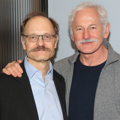 David Hyde Pierce Passes the Penny in His Pocket to New <em>Dolly!</em> Star Victor Garber