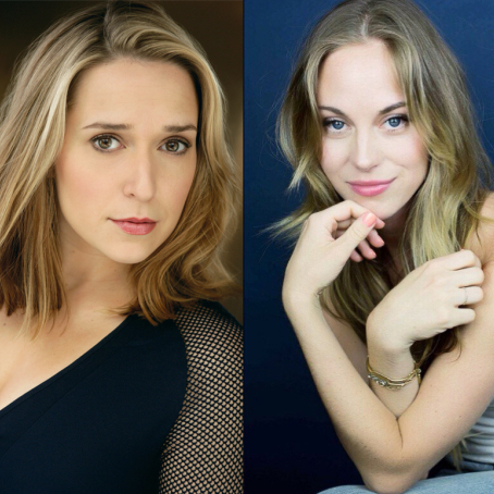 <em>Wicked</em> Tour Casts Jessica Vosk and Kristen Martin as Onstage Siblings