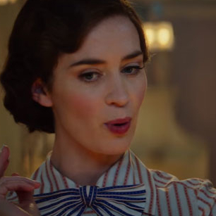 See Lin-Manuel Miranda, Emily Blunt in Official <em>Mary Poppins Returns</em> Trailer