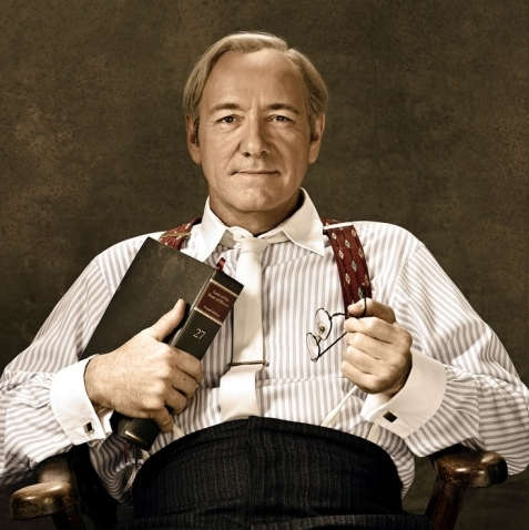Kevin Spacey to Star in <em>Clarence Darrow</em> at New York's Arthur Ashe Stadium