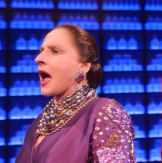 Patti LuPone and Christine Ebersole Take the Stage in War Paint
