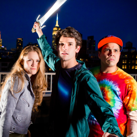 <em>The Lightning Thief: The Percy Jackson Musical</em> to Receive Cast Album