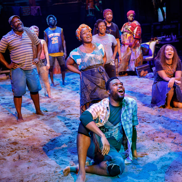 <em>Once on This Island</em> Gets a Brand-New Broadway Cast Recording
