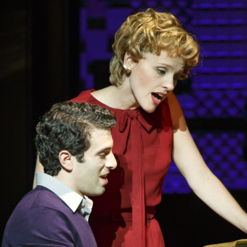 Original Stars Jarrod Spector and Anika Larsen to Exit Broadway's <em>Beautiful</em>