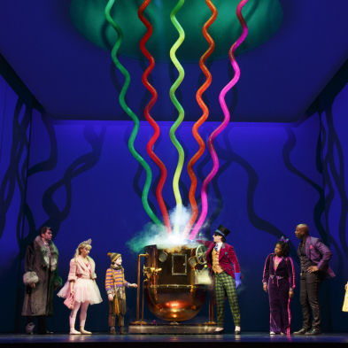 <em>Charlie and the Chocolate Factory</em> to Record Cast Album&#x3B; Announces Rush Policy
