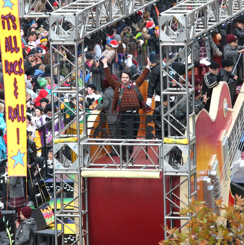 Mariah Carey, <em>School of Rock</em>, Jennifer Nettles at the Macy's Thanksgiving Day Parade