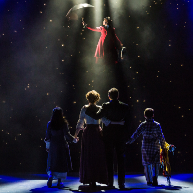 First Look at Paper Mill Playhouse's <em>Mary Poppins</em>