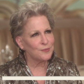 Preview Bette Midler's <em>Sunday Today</em> Interview About <em>Hello, Dolly!</em>