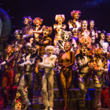 Andrew Lloyd Webber's <em>Cats</em> Will End Its Broadway Run
