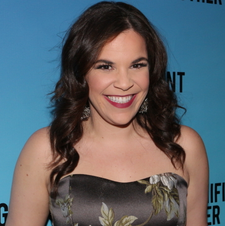 Final Bow: Lindsay Mendez Parts With Significant Other — and That's the Way It Is