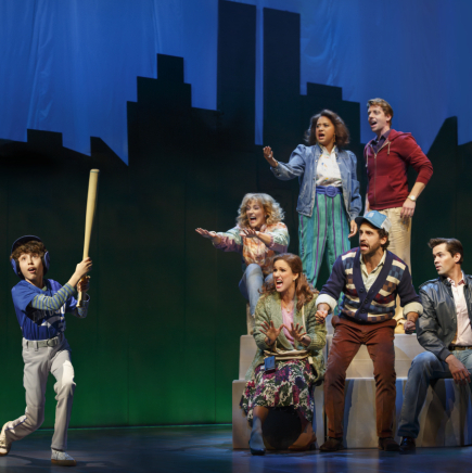 Cast of <em>Falsettos</em> to Offer Performance and CD Signing at Barnes & Noble