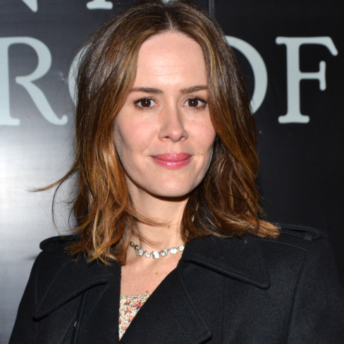Sarah Paulson to Play Geraldine Page in FX Series <em>Feud</em>