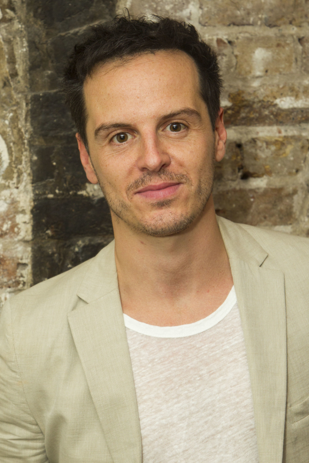 <p> Andrew Scott (Hamlet)</p><br />© Dan Wooller for WhatsOnStage