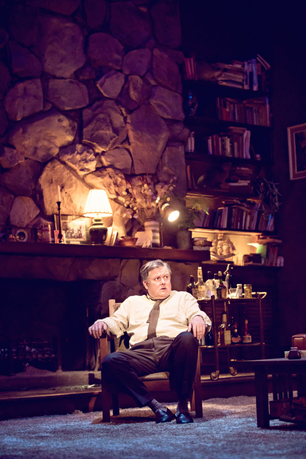 <p> Conleth Hill in <em>Who&#39&#x3B;s Afraid of Virginia Woolf?</em></p><br />© JOHAN PERSSON