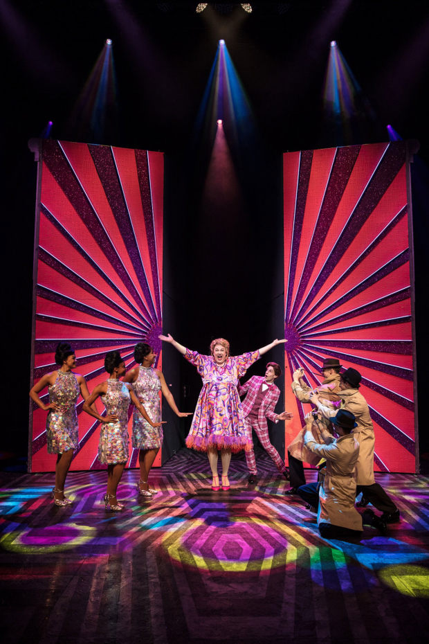 <p> Matt Rixon and Graham McDuff in <em>Hairspray</em></p><br />© Darren Bell