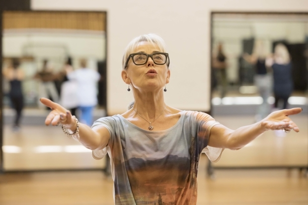 <p> Tracie Bennett </p><br />© Johan Persson