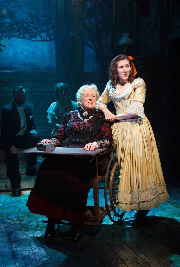 <p> Dillie Keane and Tilly-Mae Millbrook in <em>A Little Night Music</em></p><br />©  Philip Tull