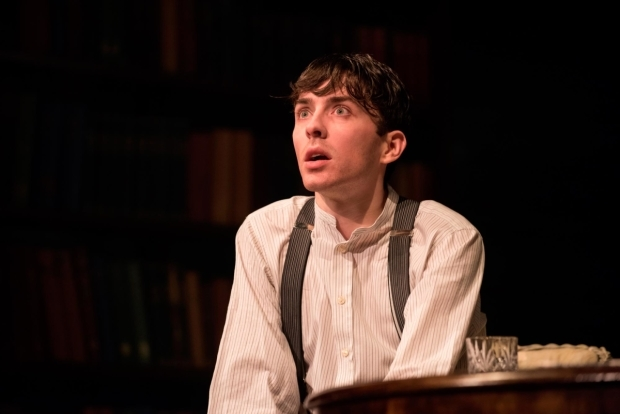 <p>Matthew Beard as Edmund Tyrone in <em>Long Day&#39&#x3B;s Journey Into Night</em></p><br />© Hugo Glendinning