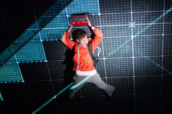 <p>2012: Luke Treadaway in <em>The Curious Incident of the Dog in the Night-Time</em></p><br />© Manuel Harlan