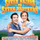 Helena Blackman & Sam Attwater lead Seven Brides for Seven Brothers UK tour