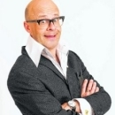 X Factor musical writer Harry Hill unfazed by Viva closure?