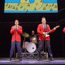Jersey Boys transfers from Prince Edward to Piccadilly in 2014