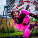 Guest Blog: Metta Theatre's Poppy Burton-Morgan on bringing theatre to the playground