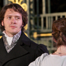 Brief Encounter with... David Oakes, the Open Air Theatre's Mr Darcy