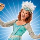 Bonnie Langford stars in Spamalot's Duck Sauce remake