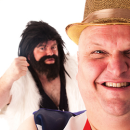 Big Daddy vs Giant Haystacks (Edinburgh Fringe)