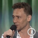 Tom Hiddleston sings 'The Bare Necessities' at Disney Expo
