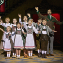 Sound of Music extends at Open Air Theatre to 14 Sep