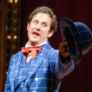 20 Questions With... Barnum star Christopher Fitzgerald