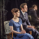 Michael Coveney: Stage left into film with Hayley Atwell and Celia Imrie